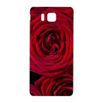 Roses Flowers Red Forest Bloom Samsung Galaxy Alpha Hardshell Back Case