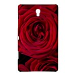 Roses Flowers Red Forest Bloom Samsung Galaxy Tab S (8.4 ) Hardshell Case