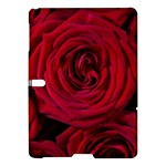 Roses Flowers Red Forest Bloom Samsung Galaxy Tab S (10.5 ) Hardshell Case