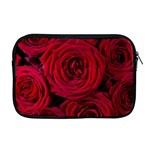 Roses Flowers Red Forest Bloom Apple MacBook Pro 17  Zipper Case
