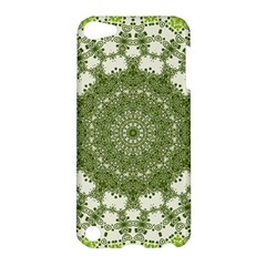 Mandala Center Strength Motivation Apple Ipod Touch 5 Hardshell Case by Amaryn4rt