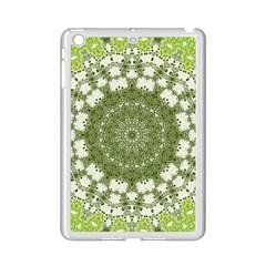 Mandala Center Strength Motivation Ipad Mini 2 Enamel Coated Cases by Amaryn4rt