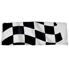 Flag Chess Corse Race Auto Road Body Pillow Case (dakimakura) by Amaryn4rt