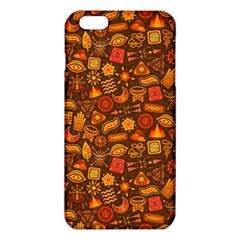 Pattern Background Ethnic Tribal Iphone 6 Plus/6s Plus Tpu Case by Amaryn4rt