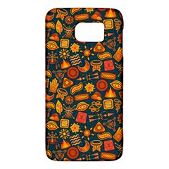 Pattern Background Ethnic Tribal Galaxy S6 by Amaryn4rt