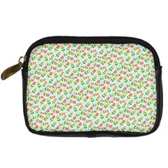 Flowers Roses Floral Flowery Digital Camera Cases