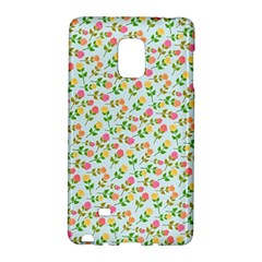 Flowers Roses Floral Flowery Galaxy Note Edge by Amaryn4rt