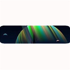 Planets In Space Stars Large Bar Mats