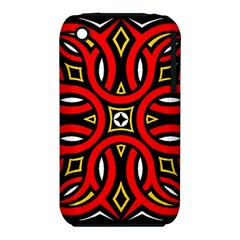 Traditional Art Pattern Iphone 3s/3gs by Amaryn4rt