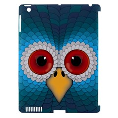 Bird Eyes Abstract Apple Ipad 3/4 Hardshell Case (compatible With Smart Cover) by Amaryn4rt