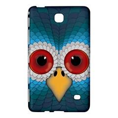 Bird Eyes Abstract Samsung Galaxy Tab 4 (7 ) Hardshell Case  by Amaryn4rt