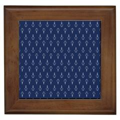Anchor Pattern Framed Tiles