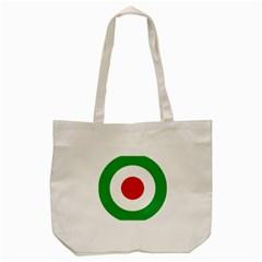 Iran Air Force Roundel Tote Bag (Cream)