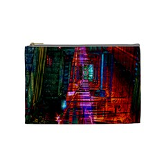 City Photography And Art Cosmetic Bag (medium)  by Amaryn4rt