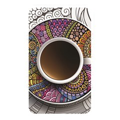 Ethnic Pattern Ornaments And Coffee Cups Vector Memory Card Reader by Amaryn4rt