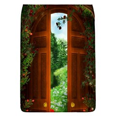 Beautiful World Entry Door Fantasy Flap Covers (l)  by Amaryn4rt