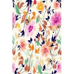Vector Floral Art 5 5  X 8 5  Notebooks by Amaryn4rt
