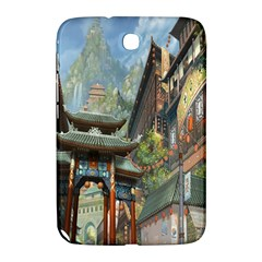Japanese Art Painting Fantasy Samsung Galaxy Note 8 0 N5100 Hardshell Case  by Amaryn4rt
