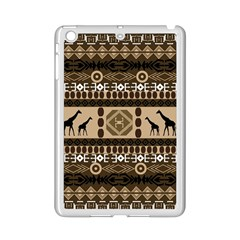 African Vector Patterns  Ipad Mini 2 Enamel Coated Cases by Amaryn4rt