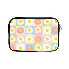 Season Flower Sunflower Blue Yellow Purple Pink Apple Ipad Mini Zipper Cases by Alisyart