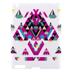 Geometric Play Apple Ipad 3/4 Hardshell Case