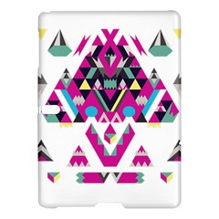 Geometric Play Samsung Galaxy Tab S (10 5 ) Hardshell Case