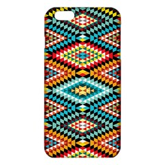 African Tribal Patterns Iphone 6 Plus/6s Plus Tpu Case by Amaryn4rt