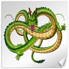 Dragon Snake Canvas 20  X 20   by Amaryn4rt