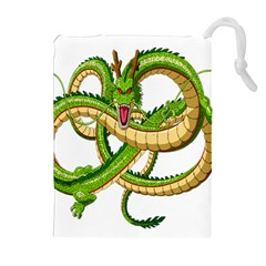 Dragon Snake Drawstring Pouches (extra Large)