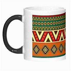 Mexican Folk Art Patterns Morph Mugs by Amaryn4rt