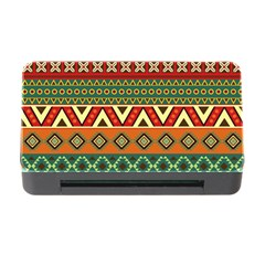Mexican Folk Art Patterns Memory Card Reader With Cf by Amaryn4rt