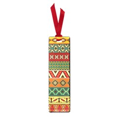 Mexican Folk Art Patterns Small Book Marks by Amaryn4rt