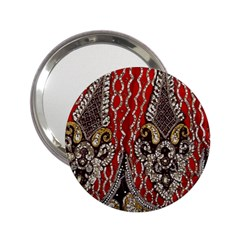 Indian Traditional Art Pattern 2 25  Handbag Mirrors by Amaryn4rt