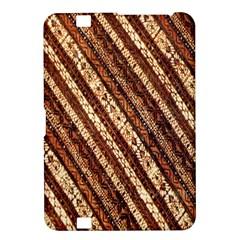 Udan Liris Batik Pattern Kindle Fire Hd 8 9  by Amaryn4rt