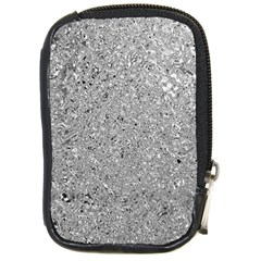 Abstract Flowing And Moving Liquid Metal Compact Camera Cases by Amaryn4rt
