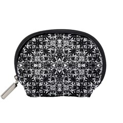 Modern Oriental Pattern Accessory Pouches (small)  by dflcprints