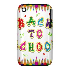 Back To School Iphone 3s/3gs by Amaryn4rt