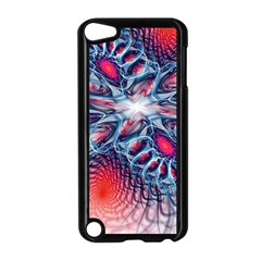 Creative Abstract Apple Ipod Touch 5 Case (black)