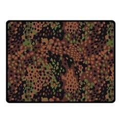 Digital Camouflage Fleece Blanket (small) by Amaryn4rt