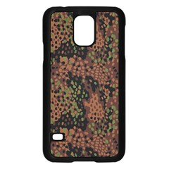 Digital Camouflage Samsung Galaxy S5 Case (black) by Amaryn4rt