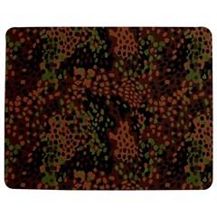 Digital Camouflage Jigsaw Puzzle Photo Stand (Rectangular)