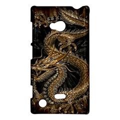 Dragon Pentagram Nokia Lumia 720 by Amaryn4rt