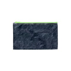 Excellent Seamless Slate Stone Floor Texture Cosmetic Bag (xs) by Amaryn4rt