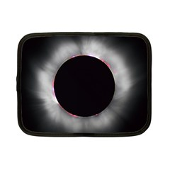 Solar Eclipse Netbook Case (small)  by Amaryn4rt