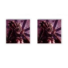 Fantasy Art Legend Of The Five Rings Steve Argyle Fantasy Girls Cufflinks (square) by Onesevenart