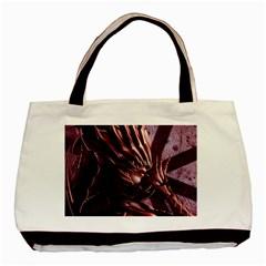 Fantasy Art Legend Of The Five Rings Steve Argyle Fantasy Girls Basic Tote Bag by Onesevenart
