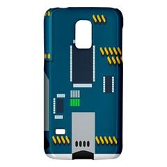 Amphisbaena Two Platform Dtn Node Vector File Galaxy S5 Mini