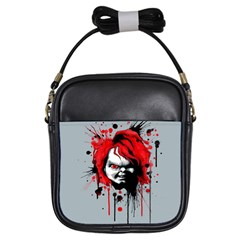 Good Guys Girls Sling Bags by lvbart
