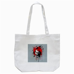 Good Guys Tote Bag (white) by lvbart