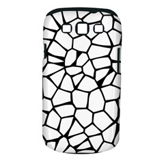 Seamless Cobblestone Texture Specular Opengameart Black White Samsung Galaxy S Iii Classic Hardshell Case (pc+silicone) by Alisyart